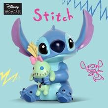 Figurine d'action de jouets à collectionner de Disney, vitrine, point de couture