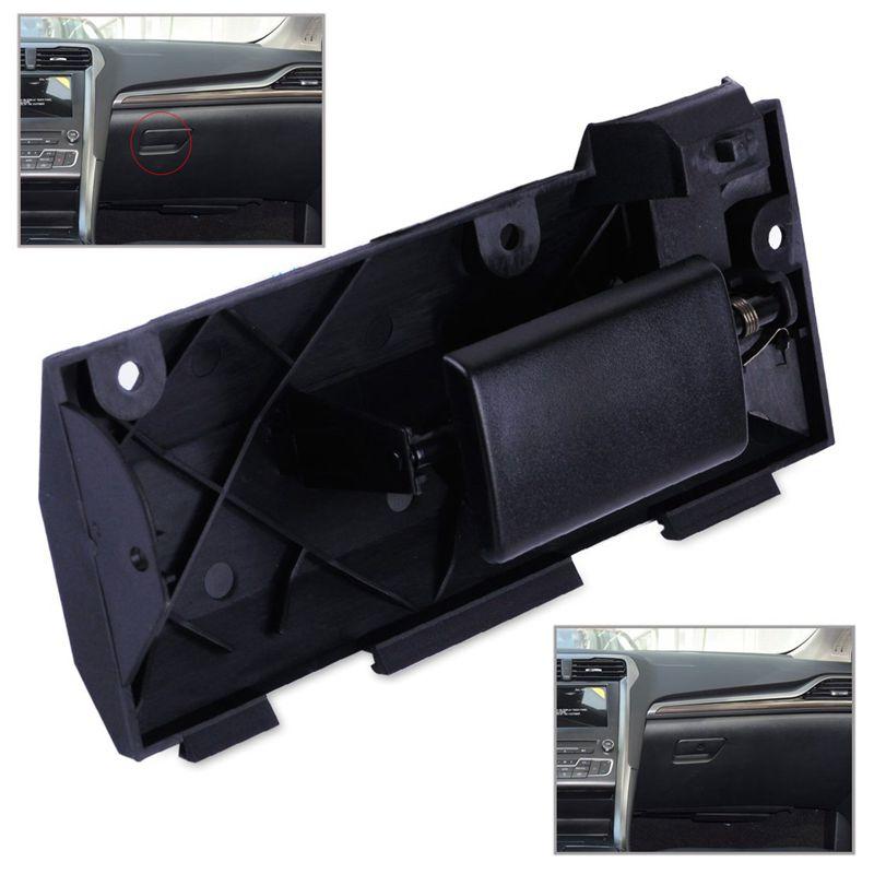Left-hand drive caixa de luva do carro