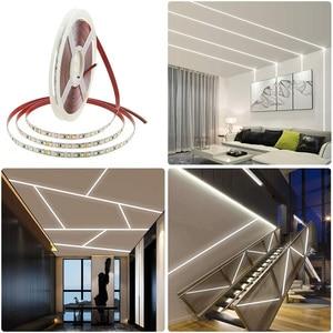 Image 4 - 2020 NEW 5m 5Years Guarantee  White  High CRI 95 LED Strip Light DC 12V 2835 LED Warm White Nature White