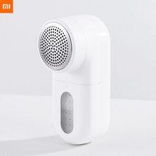 Xiaomi mijia 90 minutos de trabalho eficiente limpeza removedor de fiapos trimmer 0.35mm micro arco faca net 5-leaf ciclone flutuante cortador