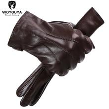 Comfortable Keep warm gloves male winter,Water ripple design