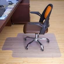 Pvc transparente à prova danti água esteira anti risco de madeira piso esteira proteção cadeira do computador tapetes protetores plástico tapete macio