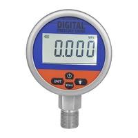 LONGLV YL 808 intelligent digital pressure gauge hydraulic machine oil pressure water pressure
