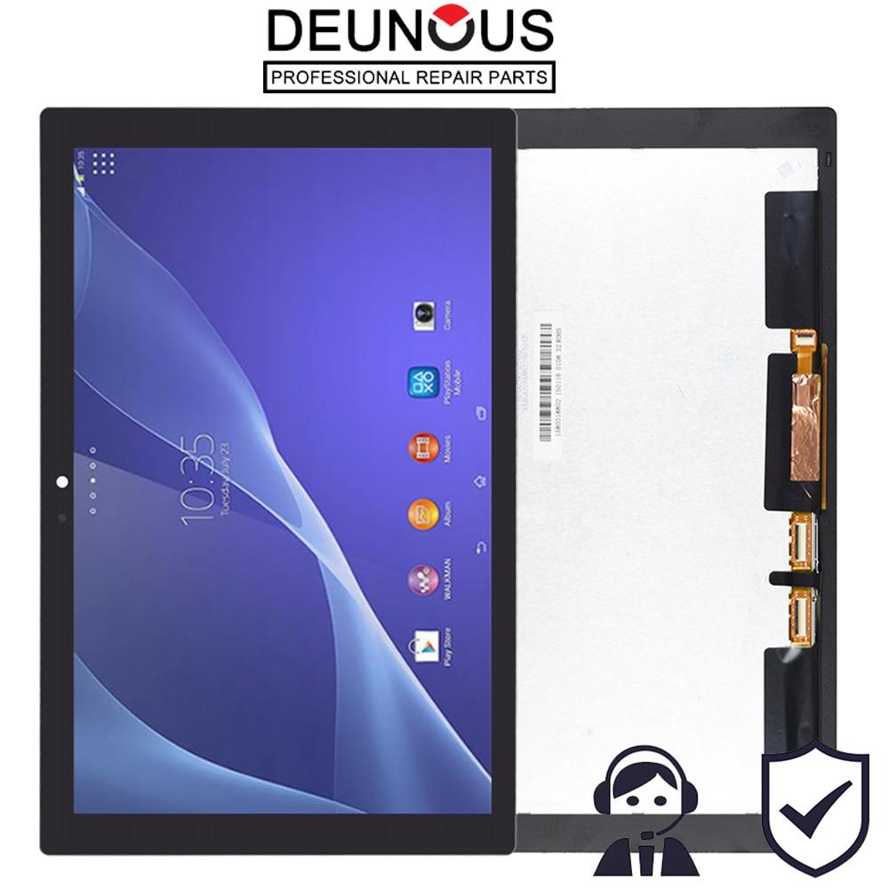 Pour Sony Xperia tablette Z4 SGP771 SGP712 LCD écran tactile numériseur panneau assemblée remplacement pour Sony tablette Z4 LCD