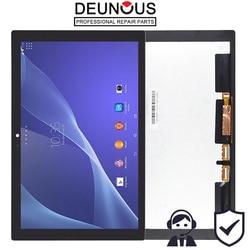 Para Sony Xperia Tablet Z4 sdp771 sdp712 pantalla LCD pantalla táctil digitalizador Panel montaje reemplazo para Sony Tablet Z4 LCD