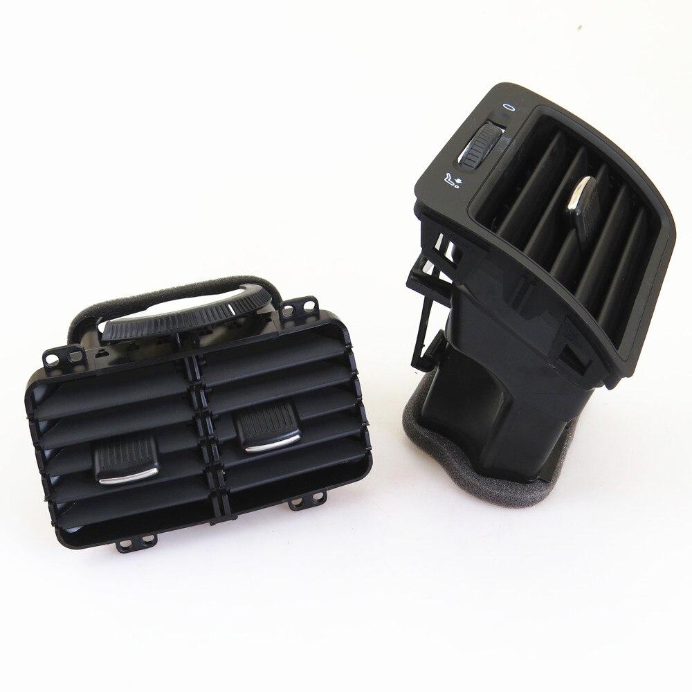 FHAWKEYEQ L & R вентиляционные отверстия для автомобильного кондиционера для VW Jetta MK5 Golf MK5 Rabbit 1KD 819 203 1KD819703 1KD 819 704 1K0 819 710 - 6