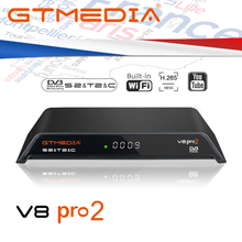 GTmedia V8 PRO2 Satellite TV Receiver 1080P DVB-T2/S2/Cable/