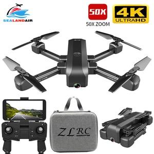 Foldable 4K Drone Camera 50X T