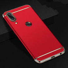 Luxury Gold Hard phone Case For Xiaomi mi 8 lite 9 SE