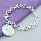 Silver Bracelet Jewe...