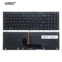 Клавиатура для ноутбука с подсветкой США для Clevo P651 P651SE P655 P671 P655SE P671SG P650HP3 P650 P670RE3 P670RG P650RE3 P650RE6 P650RG