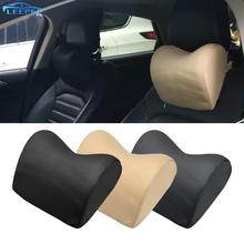Car Headrest Neck Pillow for Seat Chair In Auto 1PCS Auto Head Rest Cushion Neck Protection Head Safety Support Pad