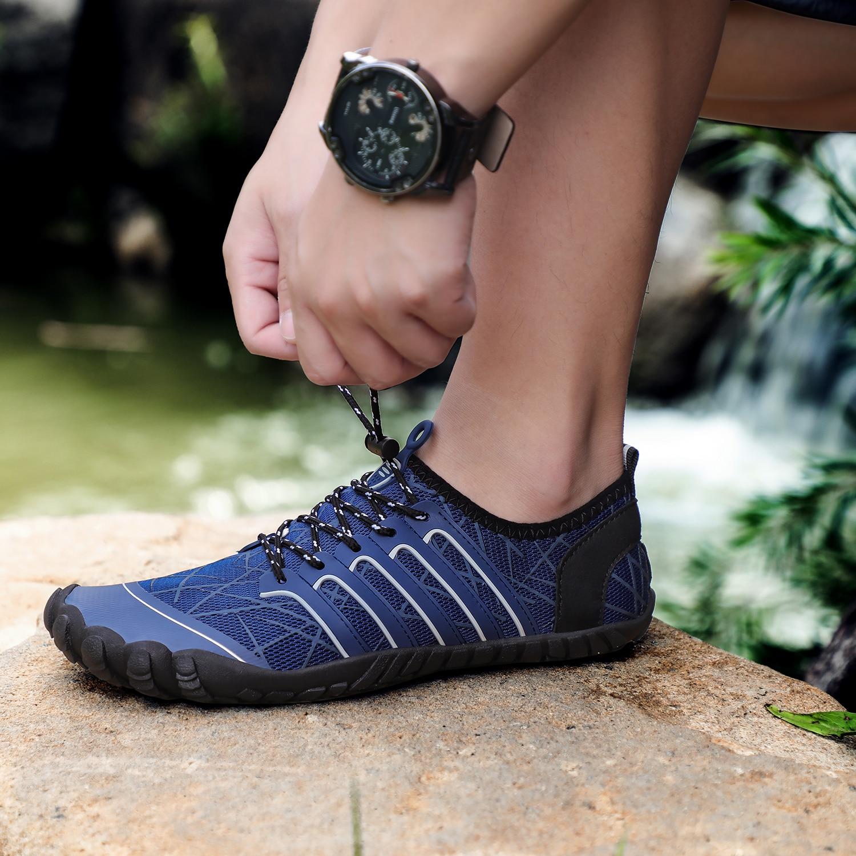 Upstream do aqua sapatos das mulheres dos