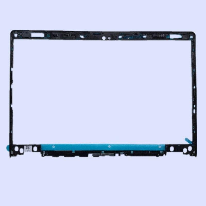 Новая Оригинальная ЖК-задняя крышка для ноутбука/передняя рамка/Упор для рук верхняя/Нижняя чехол для LENOVO Yoga 3-14 YOGA 700-14ISK серия - Цвет: front bezel