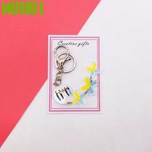2019 Kpop TXT Album String Key Chain Personalized Key Ring Pendant Keyring Women Bag Keychain 19330 недорго, оригинальная цена