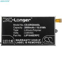 Cameron Sino 2600 Mah Batterij LIP1648ERPC Voor Sony G8441  Lila  PF41  SO-02K  Xperia XZ1 Compact  xperia XZ1 Compact TD-LTE