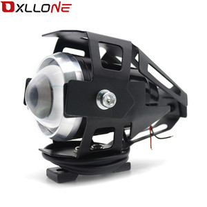 Image 3 - العالمي 12 فولت دراجة نارية معدنية LED الضوء الخلفي القيادة بقعة الذيل مصباح الضباب الخفيف لكاواساكي النينجا H2R ZX 6R ZX 6R الوحش الطاقة