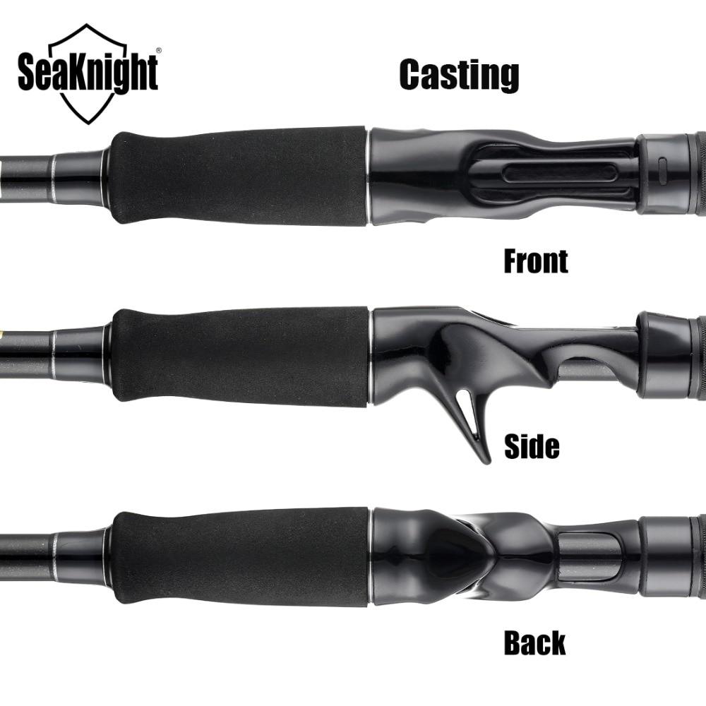 Image 4 - SeaKnight  Sange II Fishing Rod  M MH 2.1M 2.4M Carbon  Telescopic Casting Spinning Rod  7 25g 8 18LB Fishing RodsFishing Rods   -