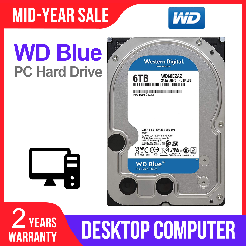Worldwide delivery wd 6tb in NaBaRa Online