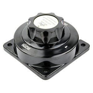 Image 4 - Boat Marine RV Motor Battery Switch Electrical Dual Battery Selector Power Converter Battery Disconnect Switch