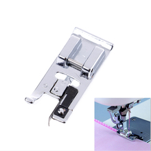 1PC Metal Multi-functional Model G Sewing Machine Overlocking Overlock Switch Presser Foot For Brother /Singer /Babylock /Janome