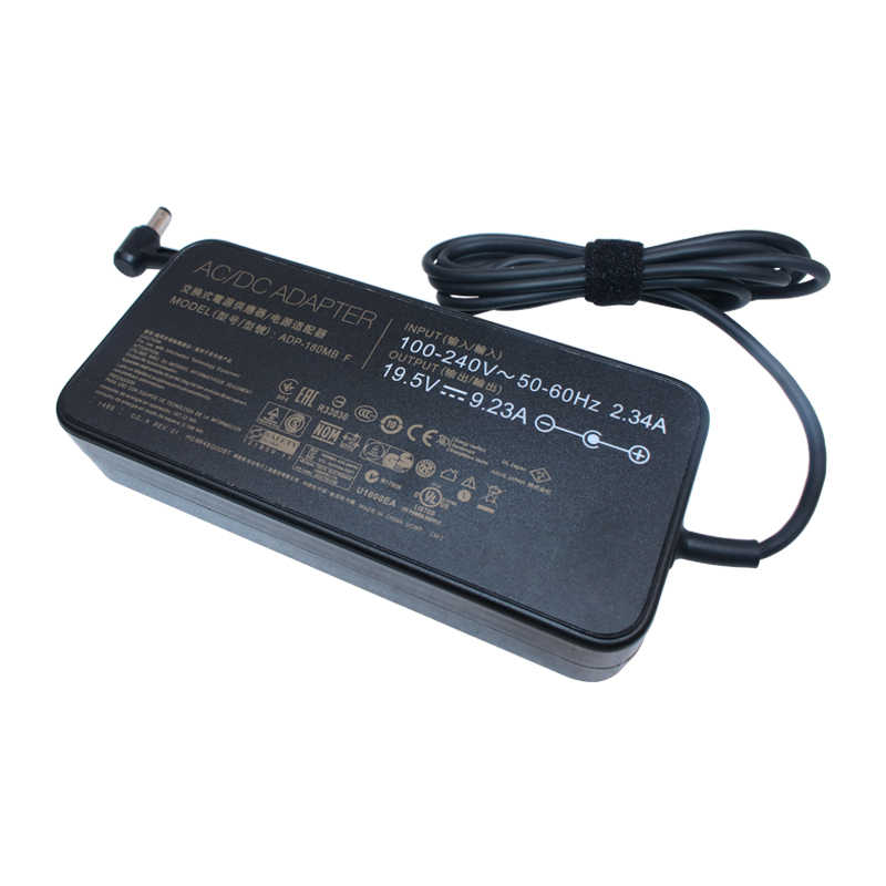 19.5V 9.23A chargeur pour ordinateur portable ADP-180MB F FA180PM111 adaptateur secteur pour Asus ROG G750JM G751JM G750JS FZ50VW FZ50VX GL702VM GL702VT