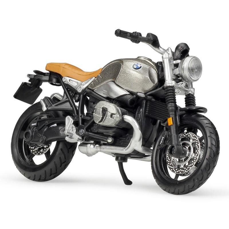 BMW R Nine T Model Motorcycle 1