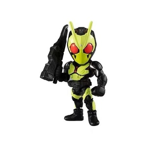 Image 4 - Original Bandai Kamen Rider Anthem no.3 Zi O Zero One Gashapon figure set