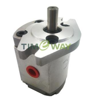HGP - 1A- F0.5L / F0.8L / F1L / F2L /F2.6L Mini Excavator High Pressure Aluminum Hydraulic Gear Oil Pump for Loader high pressure gear oil pump cbt e316 hl constant flow hydraulic pump