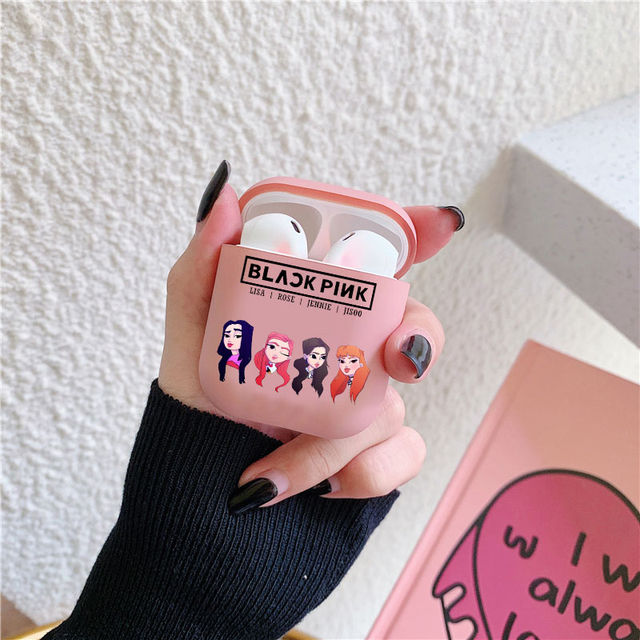 BLACKPINK THEMED AIRPODS CASE (28 VARIAN)
