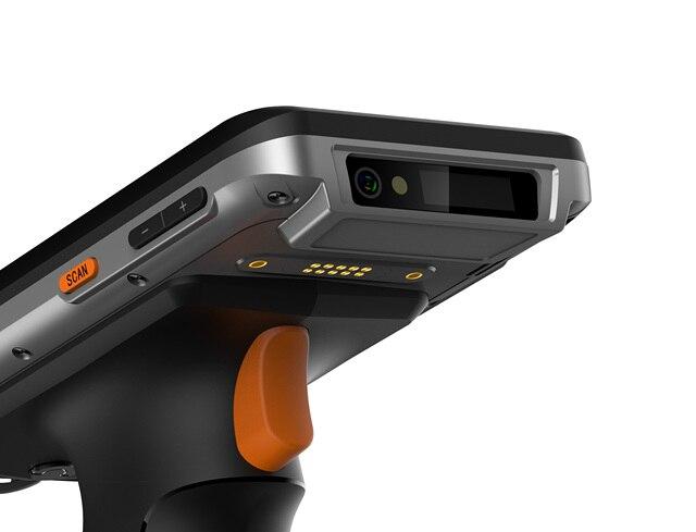 Scanner sans fil 4G WiFi Bluetooth GPS entrepôt collecteur de données poignée de pistolet