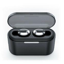 Mini Twins True Wireless Earphone In Ear Stereo TWS Sport Bluetooth Earbuds Headset Waterproof With Mic Earbud