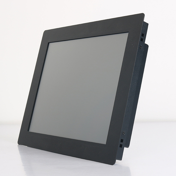 12 inch LCD resistive touch industrial grade monitor,800*600/1024*768 resolution option