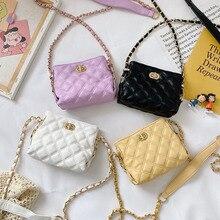 Kids Mini Purses and Handbags 2021 Cute Little Girl Small Coin Pouch Baby Girls Princess Messenger Bag Kid Wallet