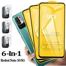 Redmi Note 10 5G กระจก สำหรับ Xiaomi Redmi Note 10 5G 10 S PRO ฟิล์มกันรอย RedmiNote 10 5G ฟิล์มป้องกัน Xaomi Note10 9HD Protection RedmiNote10 กระจกนิรภัย Redmi Note10 5G