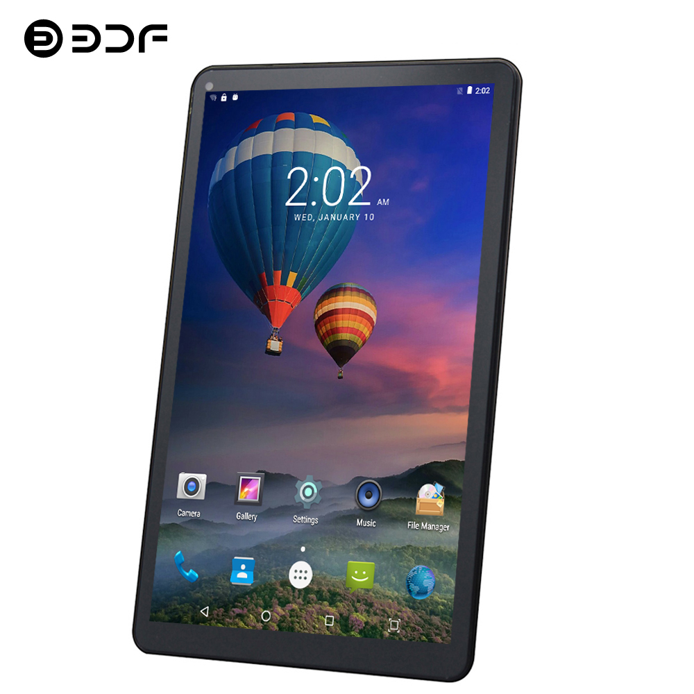 BDF Tablet 9 Inch Tablet Pc Android 5.1 RK3126 Quad Core 1GB/8GB Tablet WiFi Tablets 7 8 9 Inch Free Shipping Christmas Gift Tab