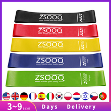 Fitness Gum Pull Rope Rubber Loop Latex Resistance Bands Workout Crossfit Strength Training Yoga Fitness Equipment Gym Expander