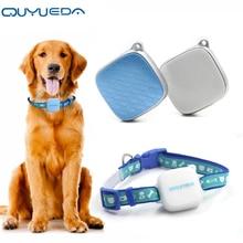 Rastreador GPS inteligente para mascotas, 2G, localizador de perros resistente al agua, dispositivo de seguimiento antipérdida de gatos, Larga modo de reposo de tiempo, Mini Collar de posicionamiento Animal