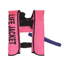 цена на Swimming Inflatable Life Jacket Adult Beach Surfing Fishing Life Vest Swimwear Water Sport Drifting Survival Jacket 5 Colors