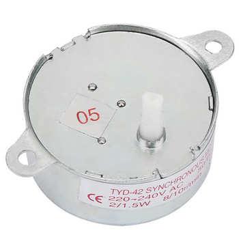 220V AC Motor síncrono de imán permanente de Control Industrial Motor 2W 1 6NM
