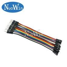 20PIN Dupont Line 10 см 20 см 30 см мужской+ Женский-мужской+ женский-Женский Соединительный провод Dupont кабель для arduino DIY KIT
