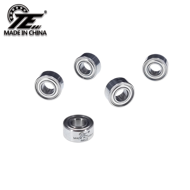 <font><b>MR148ZZ</b></font> <font><b>8*14*4</b></font> MM 10piecesfree shipping ABEC-5 bearing Metal Sealed Miniature Mini Bearing MR148 <font><b>MR148ZZ</b></font> Chrome steel bearings image