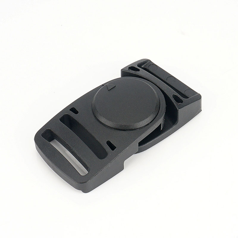 15mm German Fidlock Magnet Buckle Helmet Buckle Automatic Magnetic Backpack Buckle Belt Buckle