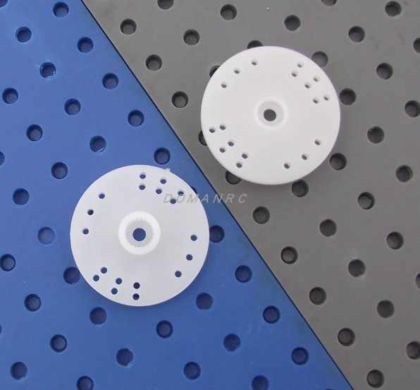 40 шт. DM-S0090D-R 9g/0,08 s/1,8 kg цифровой микро-сервопривод 360 градусов непрерывное вращение цифровой сервопривод для робота. Аксессуары для рога