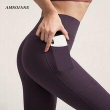 Push Up Seamless Fitness Clothing Running Joga Yoga Pants With Pockets Women Tights Legging Sport Femme Butt Lifting Leggings