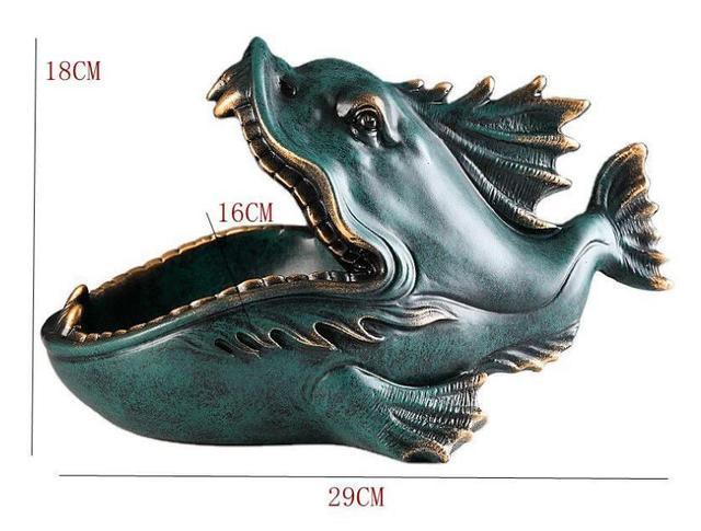 Hippopotamus statue decoration resin artware sculpture statue decor home decoration accessories esculturas escultura gift 5