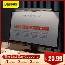 Baseus Computer Licht Schreibtisch Lampe Bildschirm Licht Laptop USB Lampe Neue Hängen Licht Tisch Lampe Monitor Licht Für Studie Lesen licht