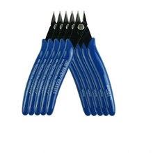 Dropship szczypce wielofunkcyjna narzędzia przewód elektryczny do cięcia boczne nożyce ze stali nierdzewnej obcinaczka narzędzie ręczne