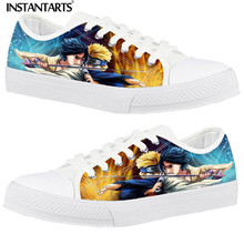 Vulcanize Shoes Tenis Canvas Anime Trainer Naruto Men Sneakers Kakashi Zapatilla Boy