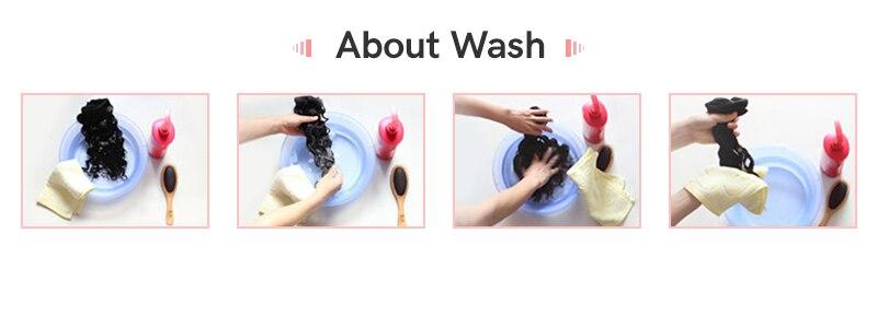 100% tecer cabelo humano 3 pacotes 10-28 polegada